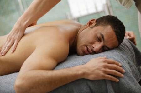 Massages au masculin par masseur a LYON